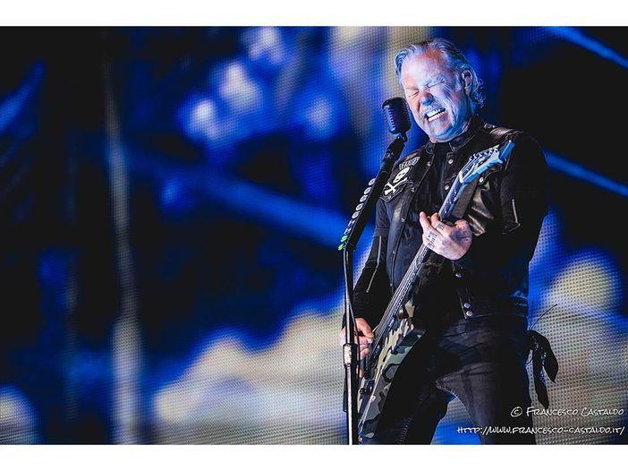 Concerti, i Metallica portano in tour i Greta Van Fleet