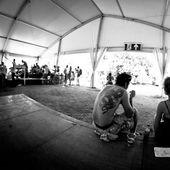 7 agosto 2013 - Sziget Festival - Budapest - Gli Sportivi in concerto