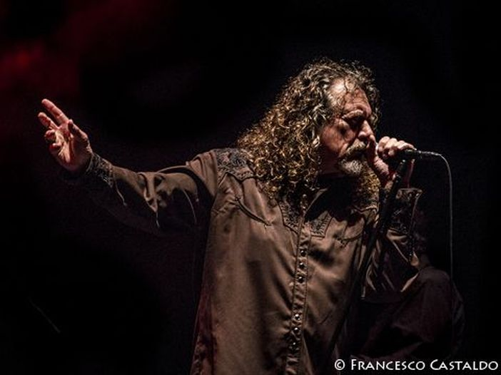 Robert Plant ricorda John Bonham