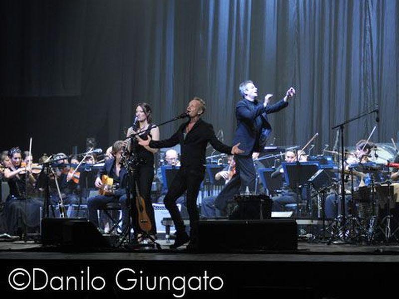 25 Ottobre 2010 - Teatro Verdi - Firenze - Sting in concerto