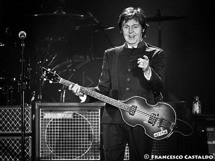 McCartney in tour. Ma le date non sono ancora confermate