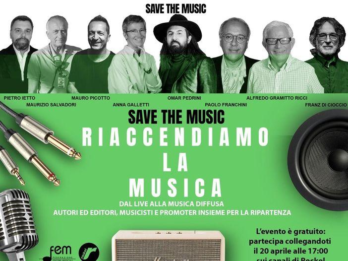 'Riaccendiamo la musica': tra una settimana il webinar di FEM e Rockol con Franz Di Cioccio, Omar Pedrini e…