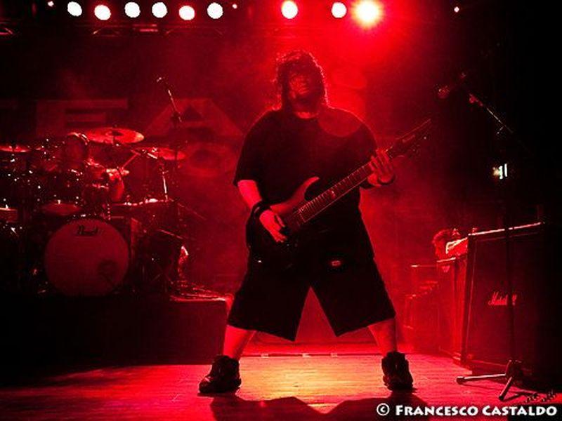 11 Marzo 2010 - Magazzini Generali - Milano - Fear Factory in concerto