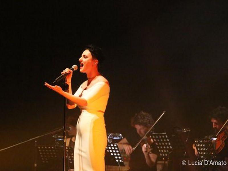 6 aprile 2014 - Auditorium Parco della Musica - Roma - Arisa in concerto