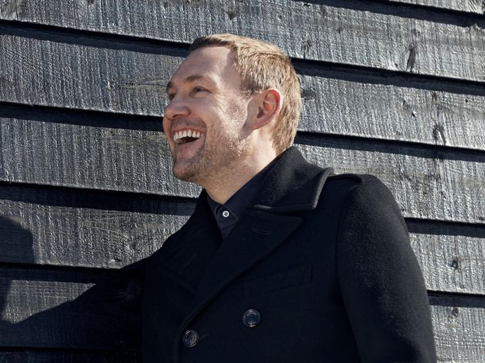 Al via il tour europeo di David Gray