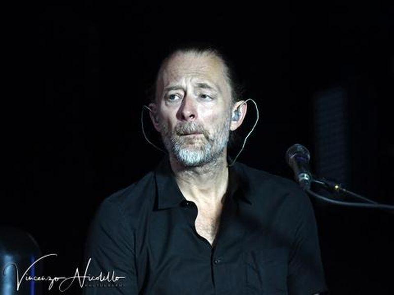 16 luglio 2019 - Collisioni Festival - Piazza Colbert - Barolo (Cn) - Thom Yorke in concerto