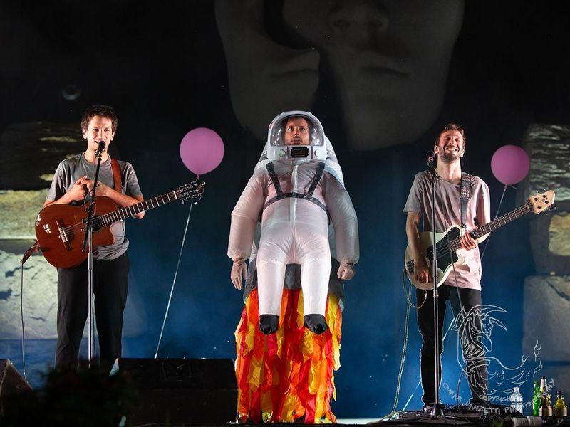 27 luglio 2020 - Anfiteatro dell'Anima - Cervere (Cn) - Eugenio in Via di Gioia in concerto