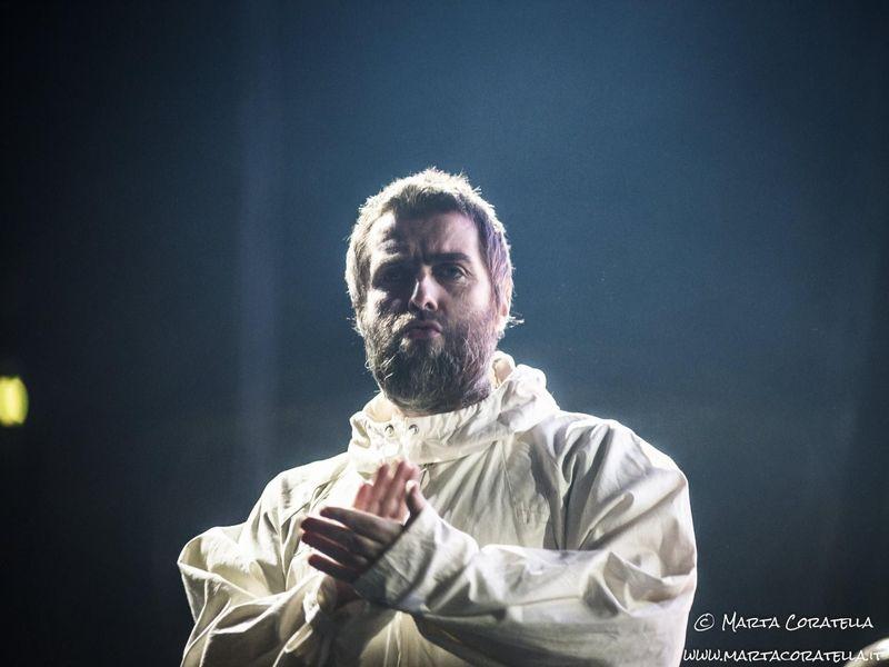 Liam Gallagher ha spoilerato la scaletta del suo concerto in streaming