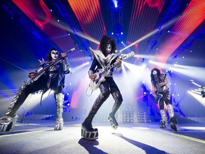 Concerti, Kiss: tour in Europa in primavera, ma per il momento niente date in Italia