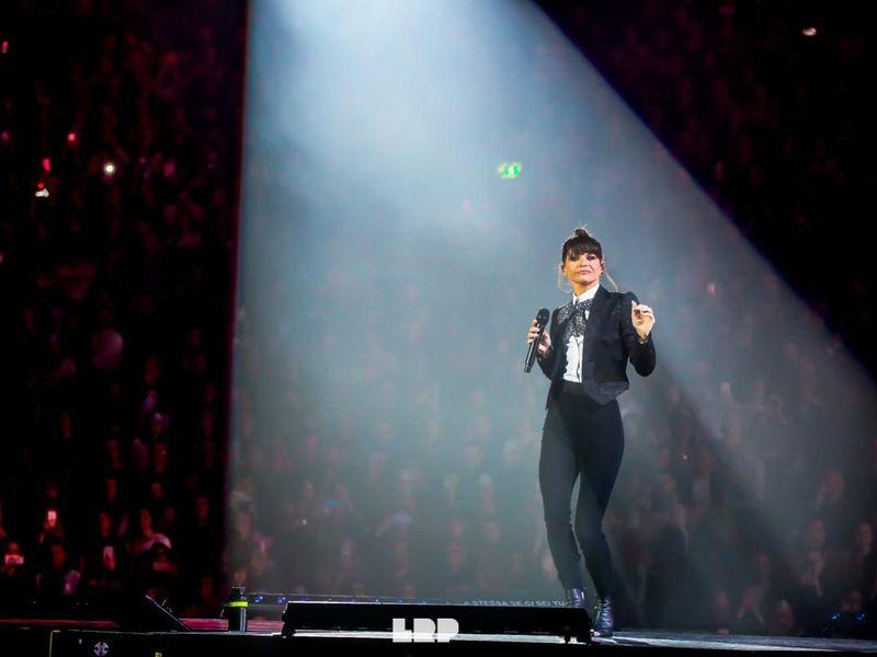 15 marzo 2019 - Unipol Arena - Casalecchio di Reno (Bo) - Alessandra Amoroso in concerto