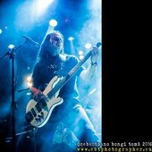 7 febbraio 2016 - The Cage Theatre - Livorno - Acid Death in concerto