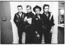 """I concerti di """"Vinyl"""": Clash @ Capitol Theatre, Passaic, 8-3 1980"""