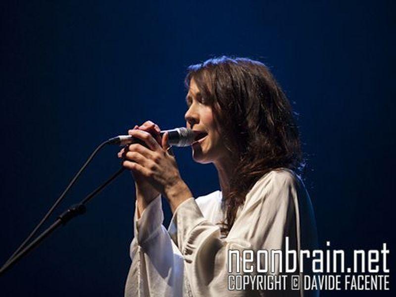 29 Novembre 2011 - Auditorium Parco della Musica - Roma - Lamb in concerto
