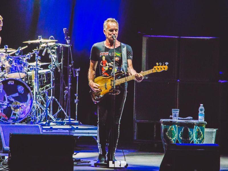 29 luglio 2018 - Arena - Verona - Sting & Shaggy in concerto
