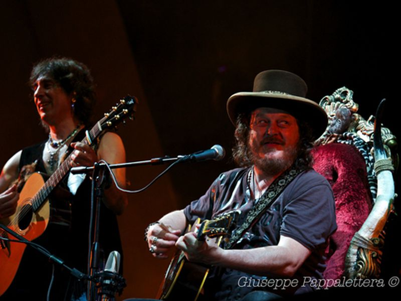 7 Luglio 2011 - Villa Manin - Codroipo (Ud) - Zucchero in concerto