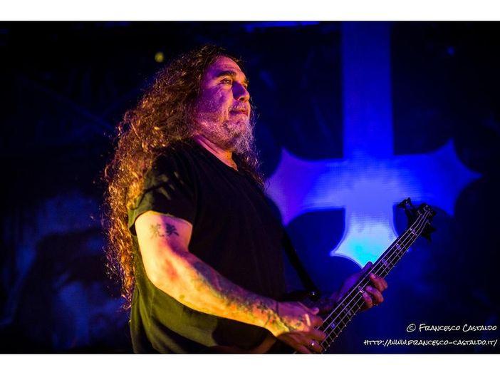 Slayer e Anthrax all'Alcatraz di Milano: live report - fotogallery