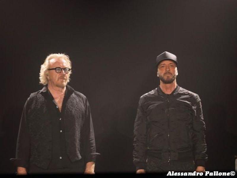 24 maggio 2019 - Brixia Forum - Brescia - Raf e Umberto Tozzi in concerto