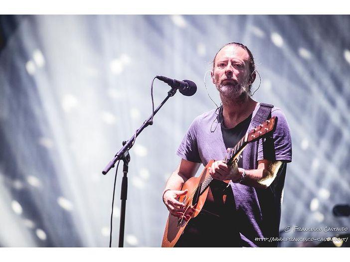 Radiohead, in streaming gratuito i video integrali dei concerti a Best Kept Secret, iDays e Open'er Festival - GUARDA