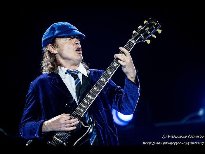 "AC/DC, a Marsiglia dopo 13 anni torna ""If you want blood (you've got it)"" dal vivo - VIDEO"