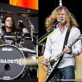 8 giugno 2013 - Sonisphere Festival - Arena Concerti - Rho (Mi) - Megadeth in concerto