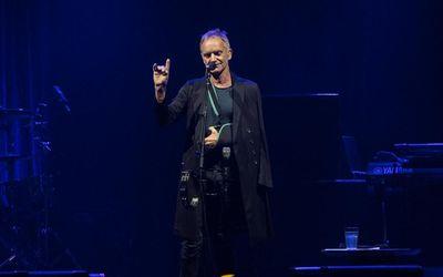 29 ottobre 2019 - Mediolanum Forum - Assago (Mi) - Sting in concerto