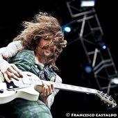 23 giugno 2012 - Gods of Metal 2012 - Arena Concerti Fiera - Rho (Mi) - Darkness in concerto