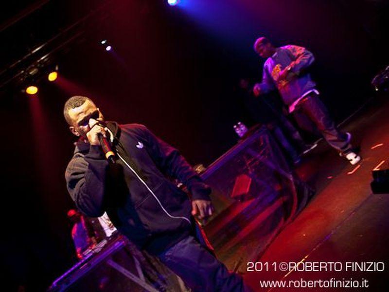 6 Dicembre 2011 - Alcatraz - Milano - The Game in concerto