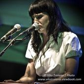 27 Luglio 2011 - Imarts Festival - Piazzale Re Astolfo - Carpi (Mo) - Joan As Police Woman in concerto