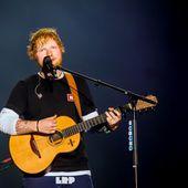 7 agosto 2019 - Sziget Festival - Budapest - Ed Sheeran in concerto