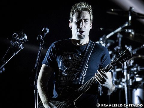 Nickelback, ecco il lyric video dell'inedito 'Edge of a revolution' - ASCOLTA