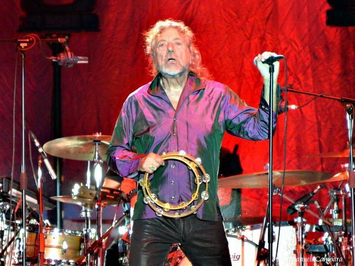 Robert Plant: una nuova band per l'ex Led Zeppelin?