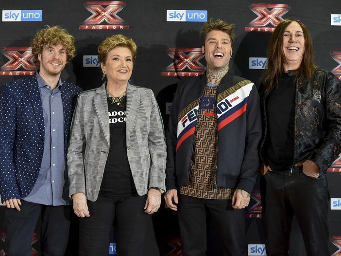 X-Factor 2018: sospese le repliche in chiaro su Tv8