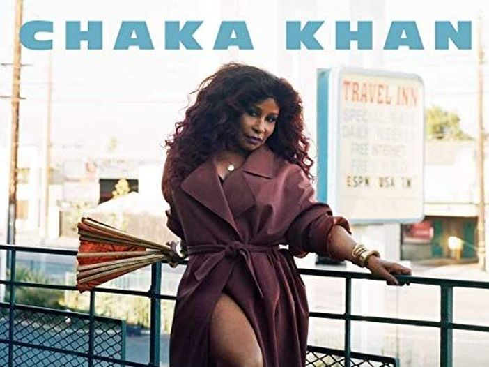 Anche a 67 anni Chaka Khan resta sempre la Regina del Funk
