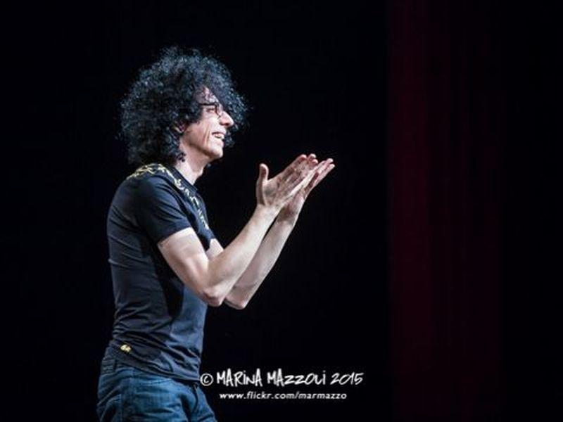 28 aprile 2015 - Teatro Politeama - Genova - Giovanni Allevi in concerto