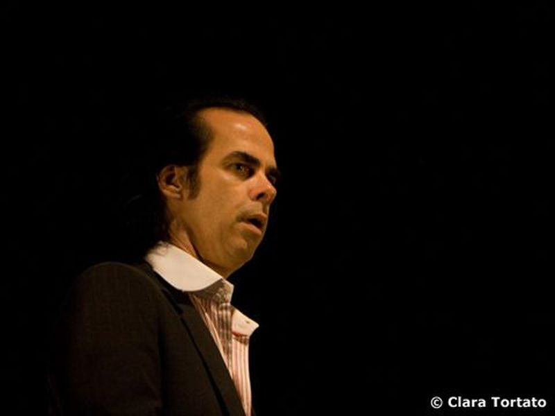 9 Luglio 2009 - Traffic Free Festival - Venaria (To) - Nick Cave and the Bad Seeds in concerto