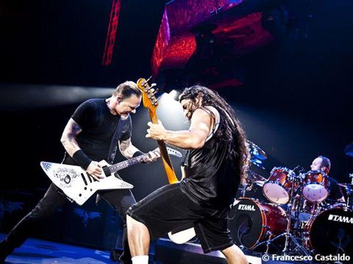 Concerti: Metallica a Glastonbury, tra 'Wonderwall' e critiche
