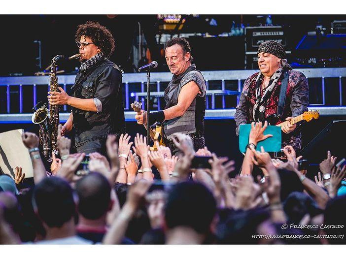 Bruce Springsteen: il concerto allo Stadio Meazza di Milano visto il giorno dopo - VIDEOGALLERY