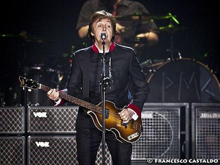 Oggi in breve: Paul McCartney, Meat Loaf, SuperBowl 2014, Premio Tenco