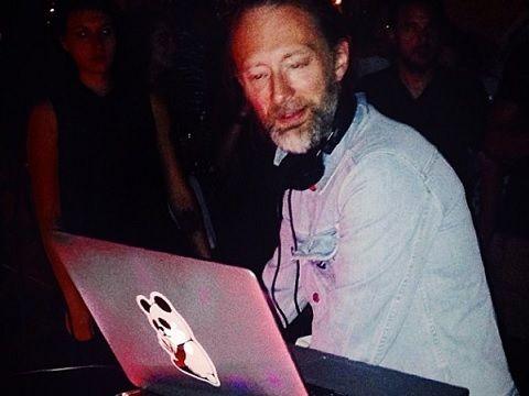 Thom Yorke (Radiohead), ancora un DJ set a sorpresa a L.A. - FOTO/VIDEO