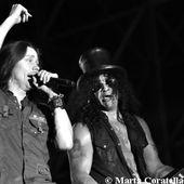 29 Luglio 2011 - Rock in Roma - Ippodromo delle Capannelle - Roma - Slash in concerto
