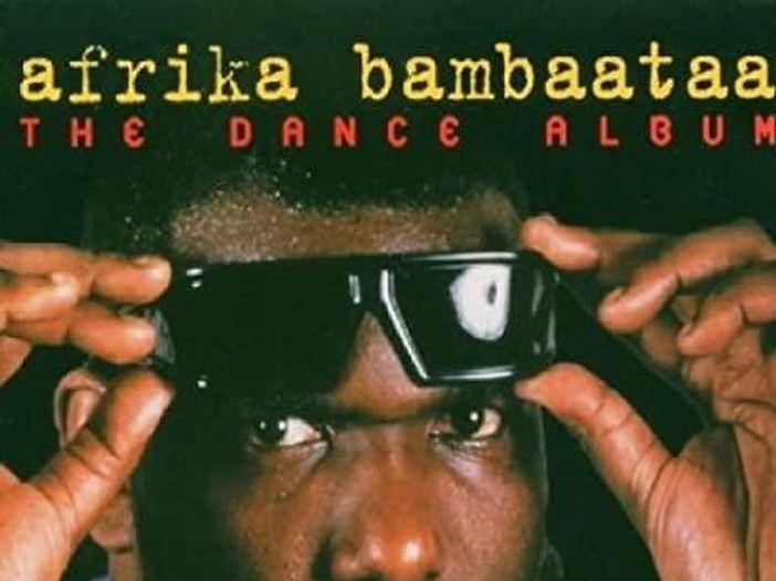 L'electro-funk di Afrika Bambaataa