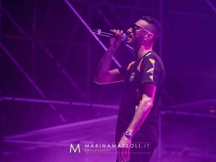Concerti, Marracash: l'In persona tour' è rinviato al 2022