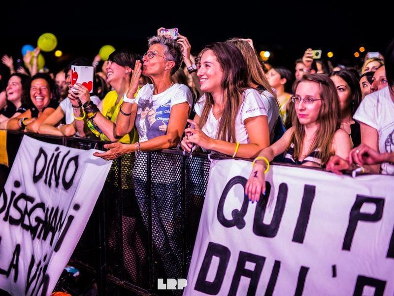 12 luglio 2018 - Lime Space - Reggio Emilia - Ermal Meta in concerto
