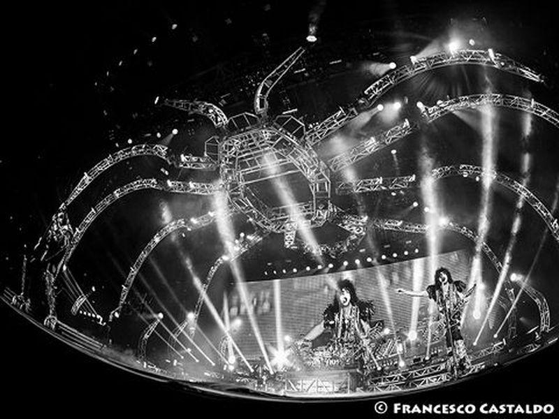 18 giugno 2013 - MediolanumForum - Assago (Mi) - Kiss in concerto
