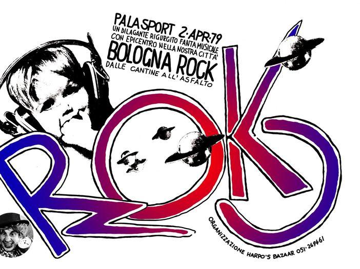 """""""Pensatevi liberi"""": la mostra sul Bologna Rock 1979. FOTO"""