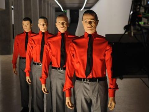 Kraftwerk announce 8 night residency in NY