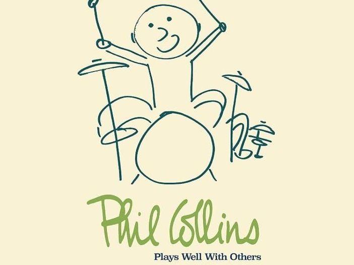 Phil Collins pubblica due album di B-Sides e remix