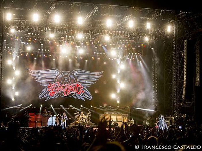Aerosmith, ricoverato l'ex chitarrista Jimmy Crespo dopo una caduta