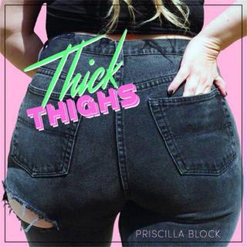Priscilla Block, da TikTok alla vetta delle classifiche americane