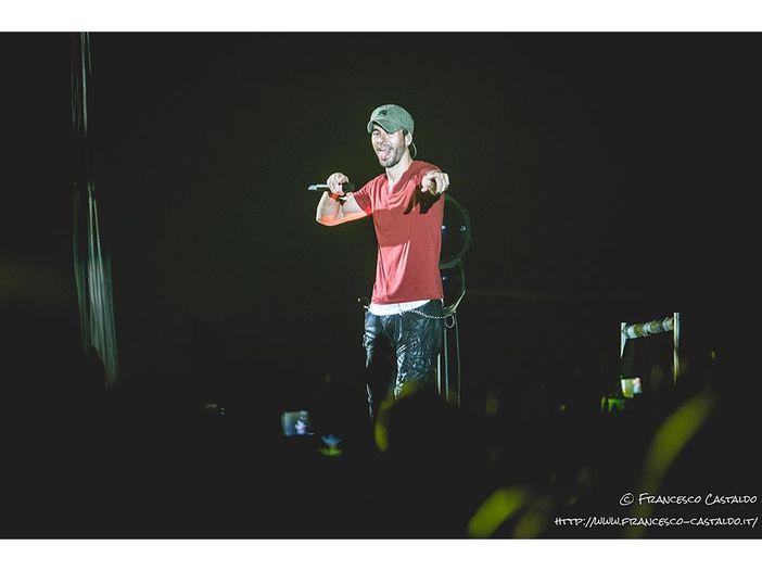 Concerti, Enrique Iglesias: a maggio la sua unica data italiana